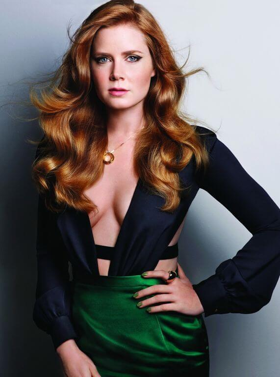 Amy Adams, Height, Weight, Bra Size, Age, Measurements