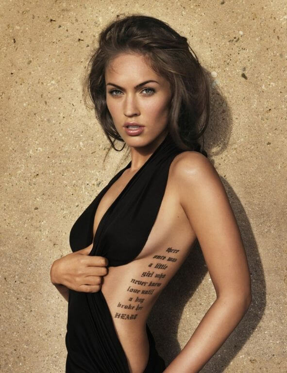 Megan Fox, Height, Weight, Bra Size, Age, Measurements