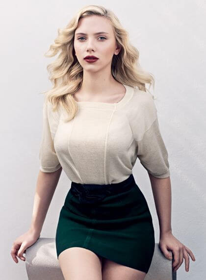 Scarlett Johansson, Height, Weight, Bra Size, Age, Measurements