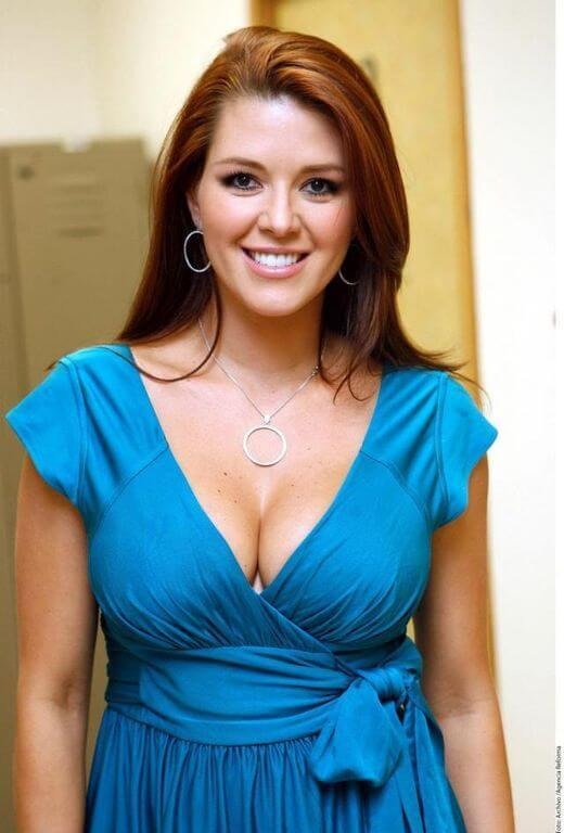 Alicia Machado, Height, Weight, Bra Size, Age, Measurements