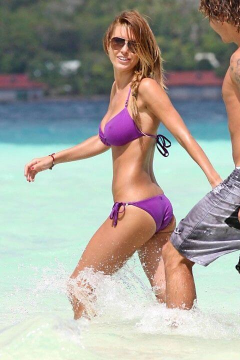 Audrina Patridge Body Measurements