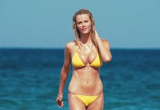 Brooklyn Decker Body Measurements