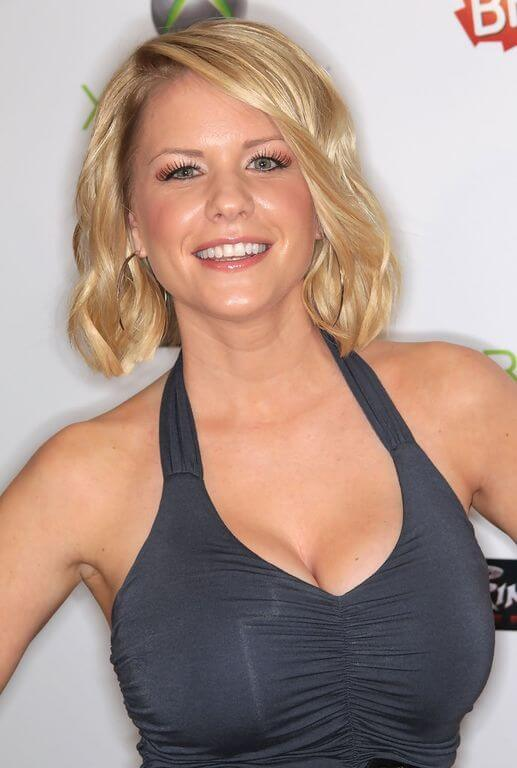 Carrie Keagan, Height, Weight, Bra Size, Age, Measurements