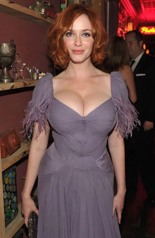 Christina Hendricks, Height, Weight, Bra Size, Age, Measurements