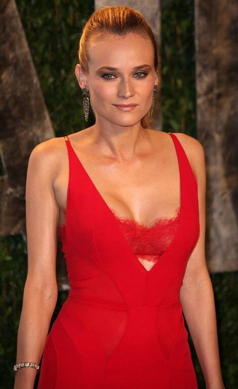 Diane Kruger, Height, Weight, Bra Size, Age, Measurements