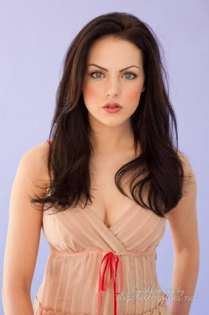Elizabeth Gillies, Height, Weight, Bra Size, Age, Measurements