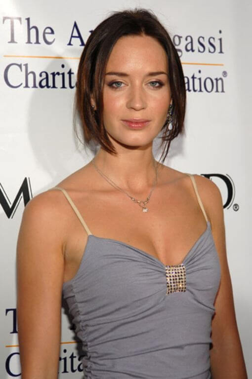 Emily Blunt, Height, Weight, Bra Size, Age, Measurements