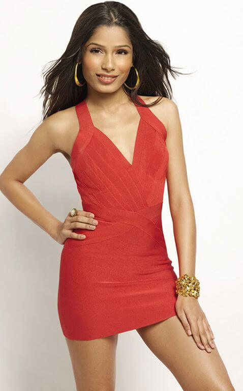 Freida Pinto Height Weight Body Measurements - Hollywood ... Freida Pinto Height