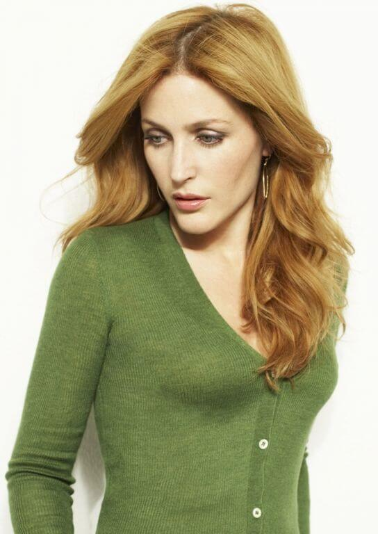 Gillian Anderson, Height, Weight, Bra Size, Age, Measurements