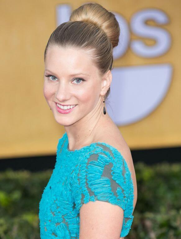 Heather Morris, Height, Weight, Bra Size, Age, Measurements