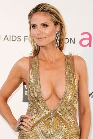 Heidi Klum, Height, Weight, Bra Size, Age, Measurements