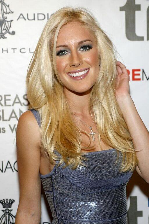 Heidi Montag, Height, Weight, Bra Size, Age, Measurements
