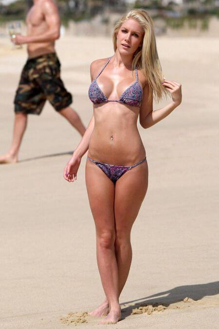 Heidi Montag before plastic surgery