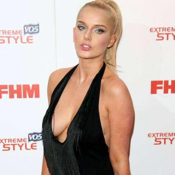 Helen Flanagan, Height, Weight, Bra Size, Age, Measurements