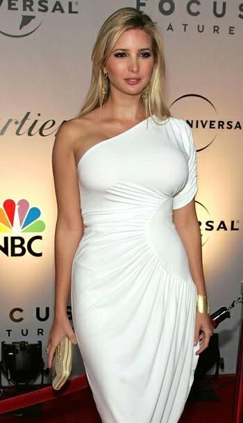 Ivanka Trump, Height, Weight, Bra Size, Age, Measurements