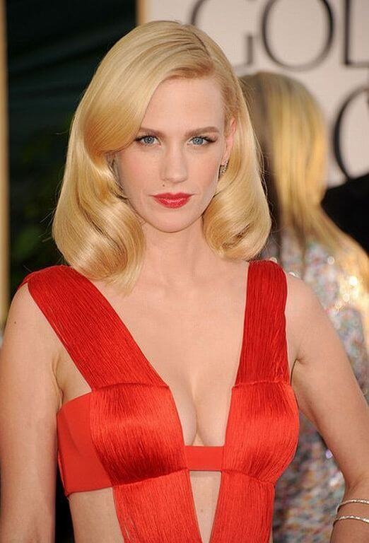 January Jones , Height, Weight, Bra Size, Age, Measurements