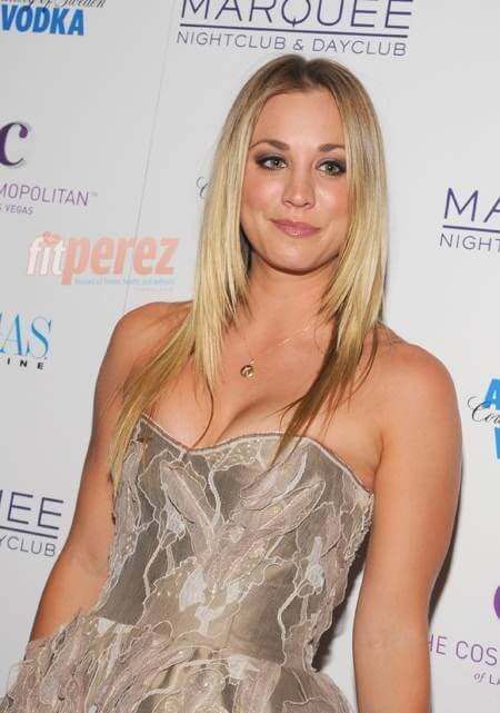 Kaley Cuoco, Height, Weight, Bra Size, Age, Measurements