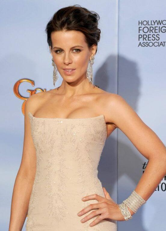 Kate Beckinsale, Height, Weight, Bra Size, Age, Measurements
