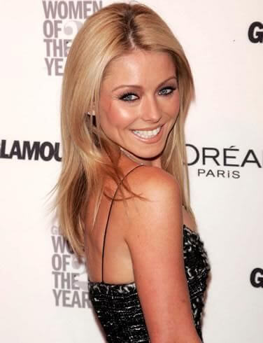 Kelly Ripa, Height, Weight, Bra Size, Age, Measurements