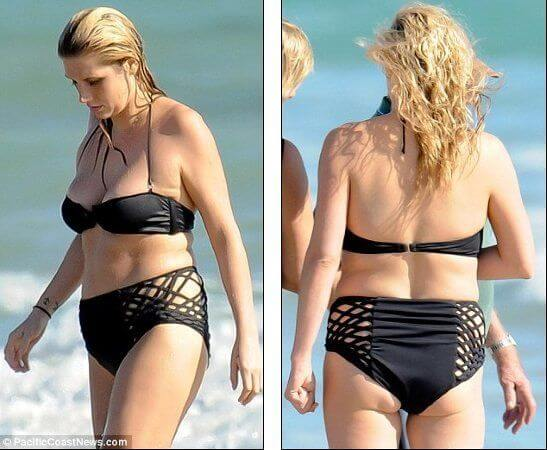 Kesha Body Measurements