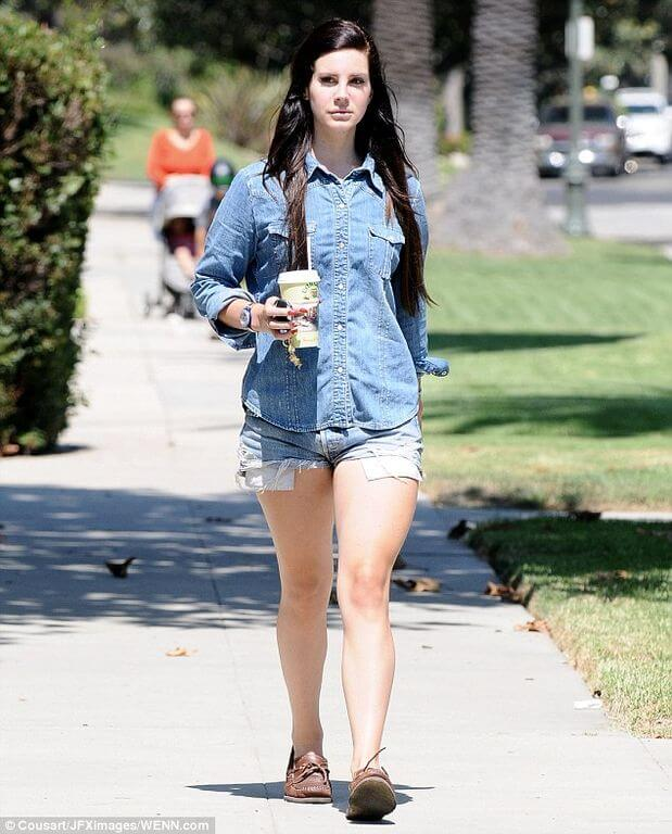 lana del rey weight gain - photo #16
