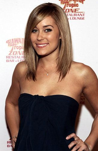 Lauren Conrad Measurements