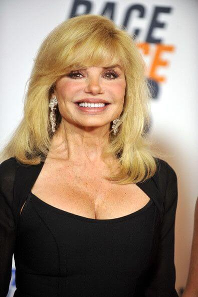 Loni Anderson, Height, Weight, Bra Size, Age, Measurements