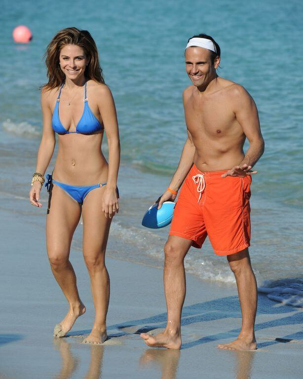 Maria Menounos Body Measurements