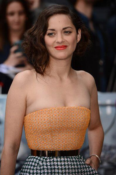 Marion Cotillard, Height, Weight, Bra Size, Age, Measurements