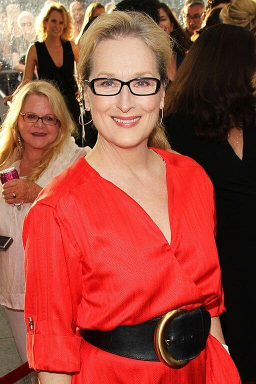 Meryl Streep, Height, Weight, Bra Size, Age, Measurements