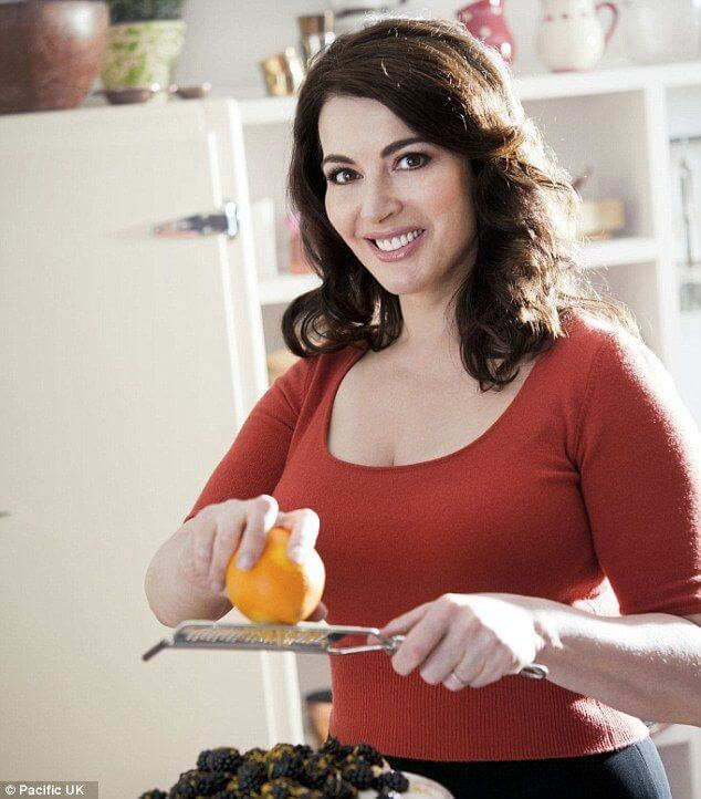 Nigella Lawson Measurements