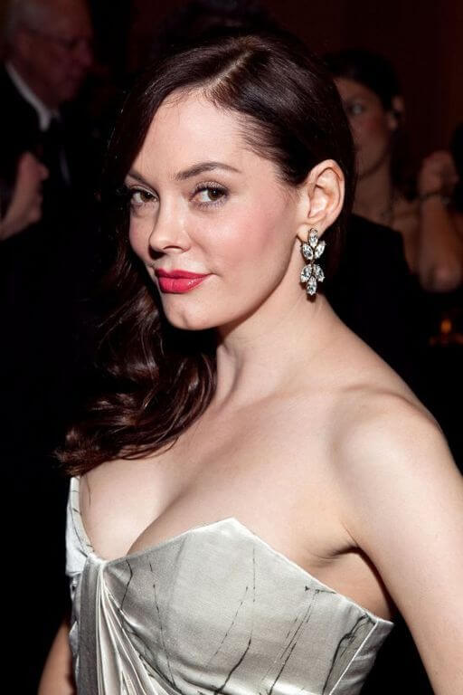 Rose McGowan, Height, Weight, Bra Size, Age, Measurements