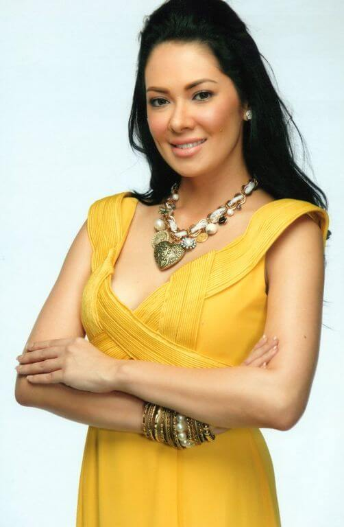 Ruffa Gutierrez, Height, Weight, Bra Size, Age, Measurements