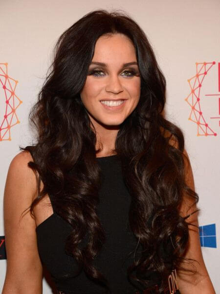 Vicky Pattison Measurements