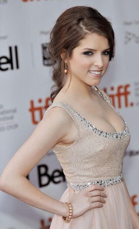 Anna Kendrick, Height, Weight, Bra Size, Age, Measurements