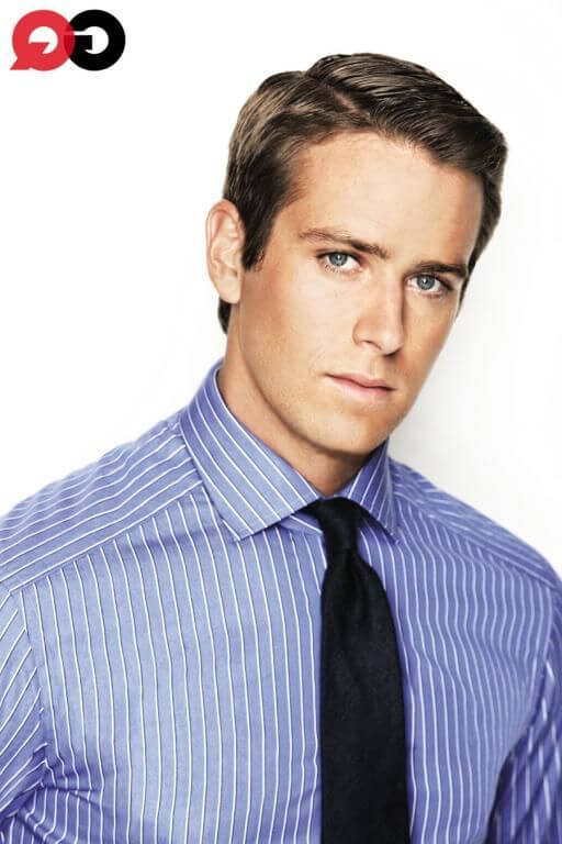 Armie Hammer, Height, Weight, Body Fat Percentage