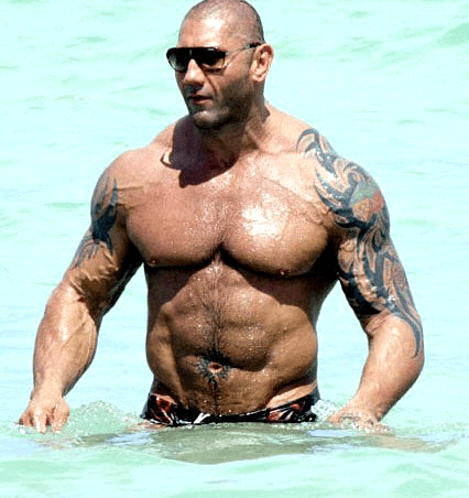 Batista height and weight