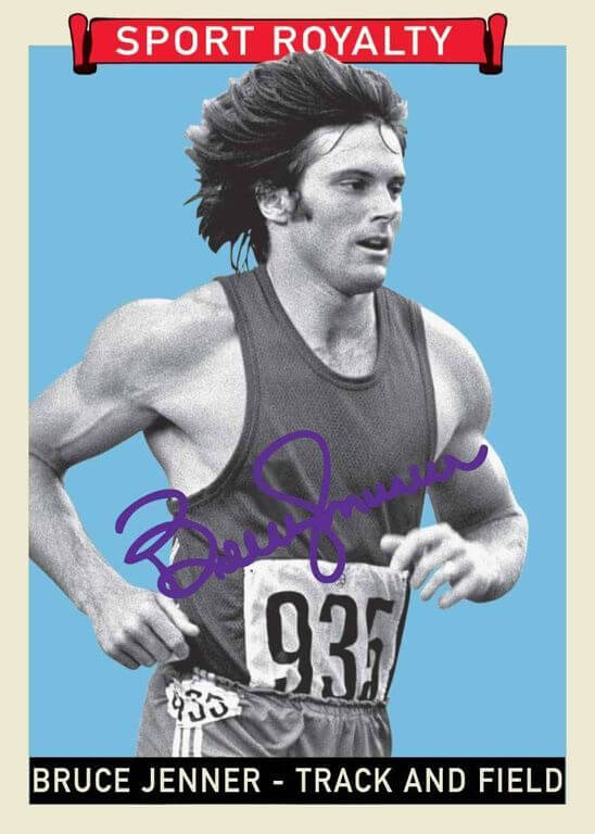 Bruce Jenner Height and Weight