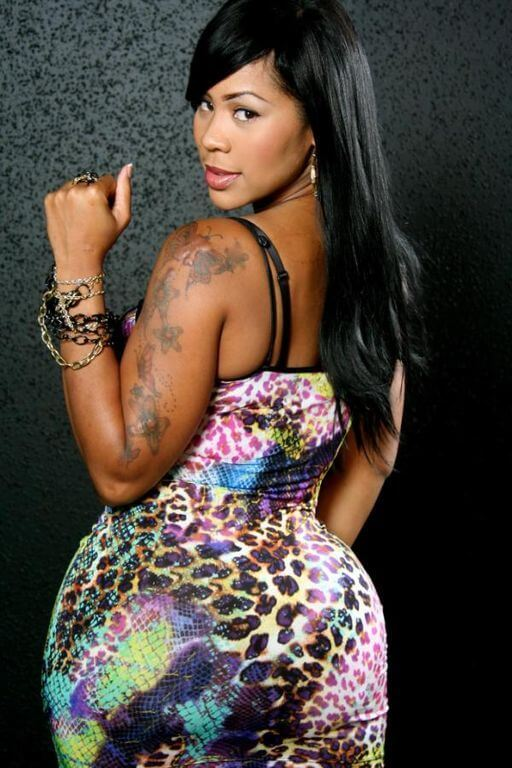 Chandra Davis (Deelishis) Measurements