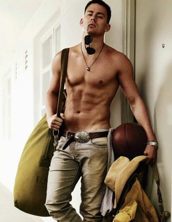 Channing Tatum, Height, Weight, Age, Body Fat Percentage