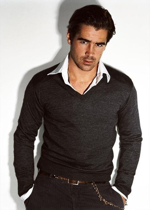 Colin Farrell, Height, Weight, Body Fat Percentage