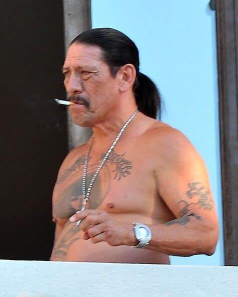 Danny Trejo, Height, Weight, Age, Body Fat Percentage