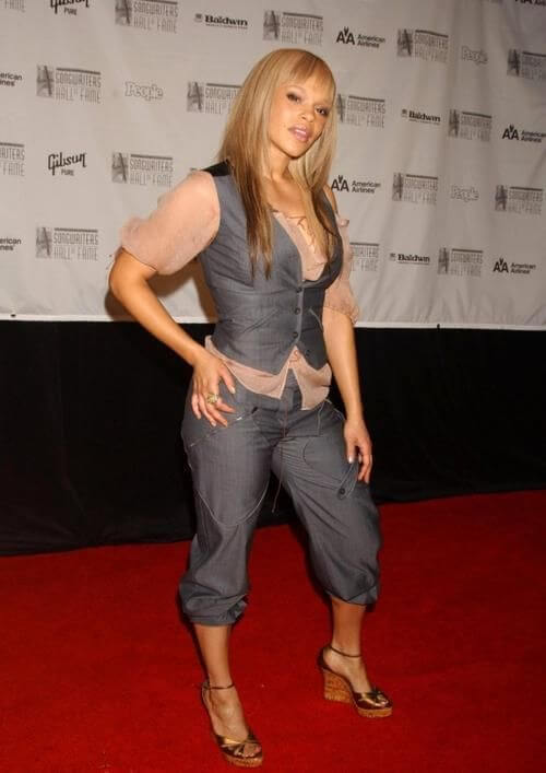 Faith Evans Measurements