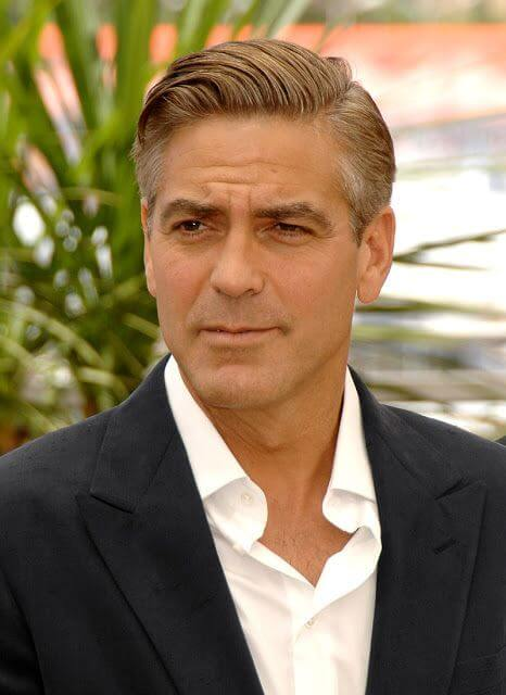 George Clooney, Height, Weight, Age, Body Fat Percentage
