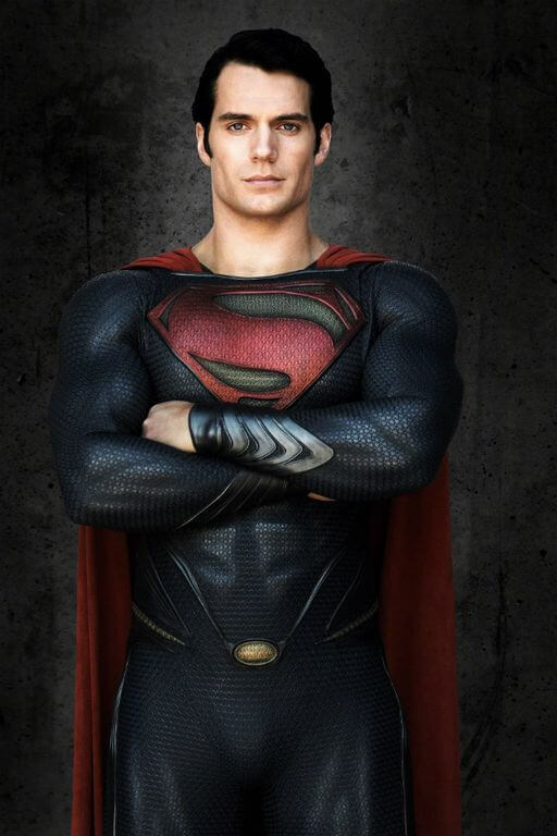 Henry Cavill, Height, Weight, Body Fat Percentage