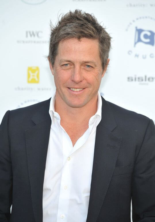 Hugh Grant, Height, Weight, Body Fat Percentage