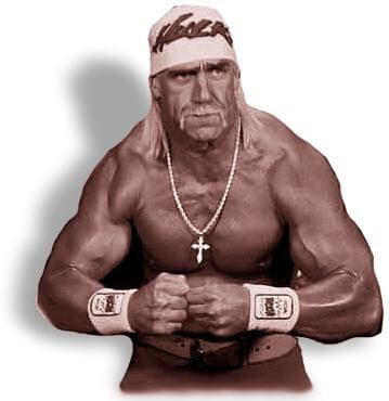 Hulk Hogan, Height, Weight, Body Fat Percentage