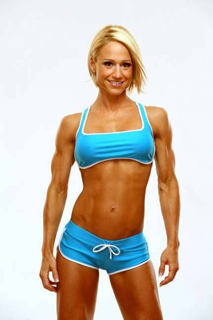 Jamie Eason Measurements