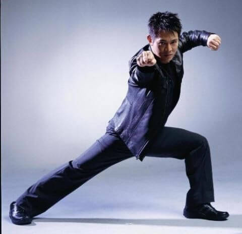 Jet Li, Height, Weight, Body Fat Percentage