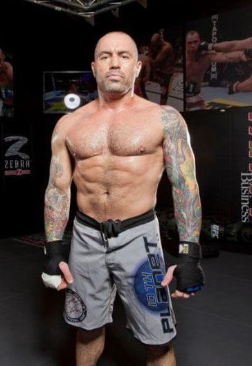 Joe Rogan height and weight